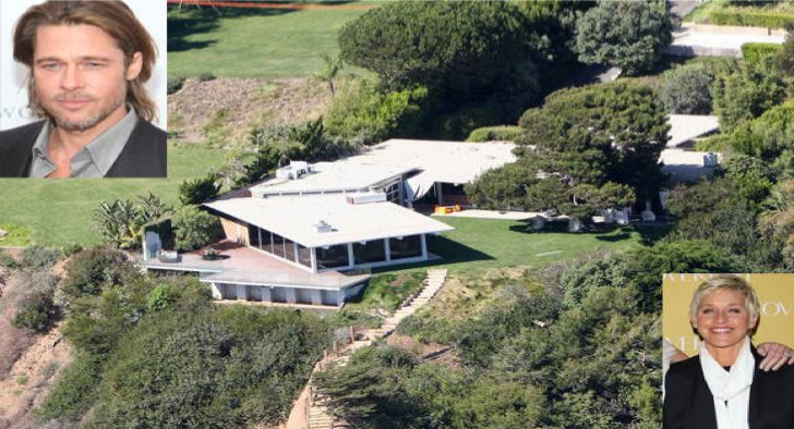 How celebrities buy real estate loan pride Celebrity real estate pictures