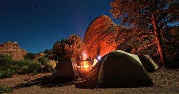 camping tour