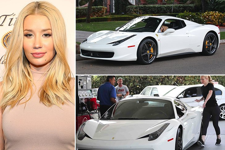 27 jaw dropping celebrity cars we hope they have a really good car insurance page 57 of 265. Black Bedroom Furniture Sets. Home Design Ideas