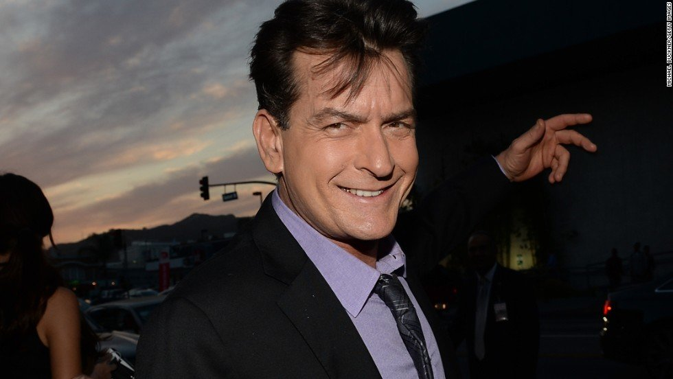 charlie sheen analysis Charlie sheen is seen through a window as he sits on the set of the nbc today show prior to being interviewed by host matt lauer in manhattan, new york city, november 17, 2015 the former two and a.