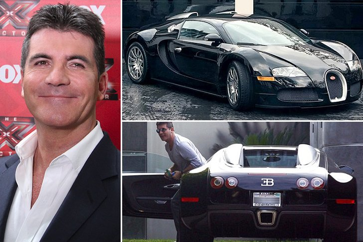 27 Jaw Dropping Celebrity Cars We Hope They Have A