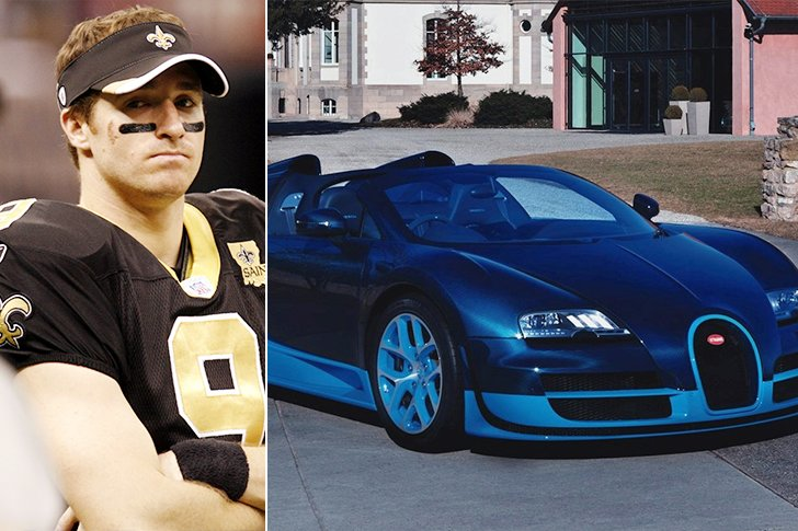 Car Insurance Miami >> 27 NFL Players' Jaw Dropping Houses & Cars - We Hope They Don't Save On Property Insurance ...