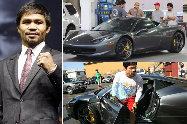 27 Jaw Dropping Celebrity Cars – We Hope They Have a Really Good Car ...