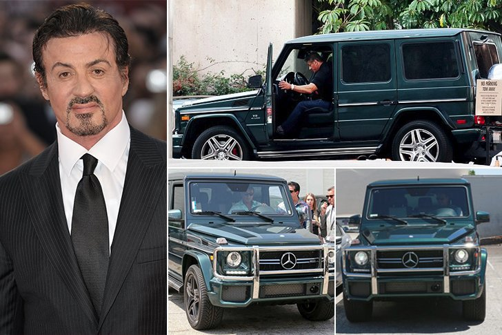27 Jaw Dropping Celebrity Cars We Hope They Have A Really Good
