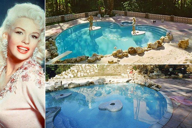 Kết quả hình ảnh cho pool Jayne Mansfield