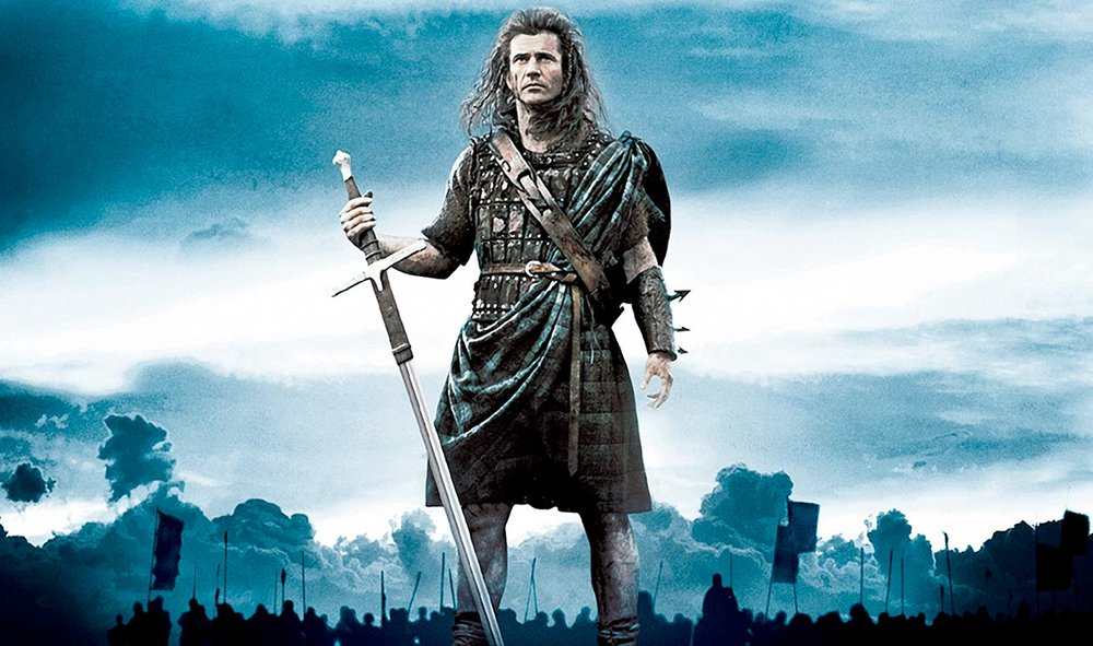 Braveheart Became the 1995 American Epic War Film Directed by the Starred Mel Gibson Himself