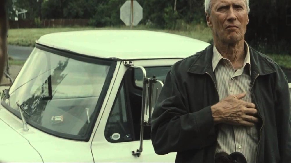 Gran Torino Depicts a Korean War Veteran Set to Reform His Neighborhood