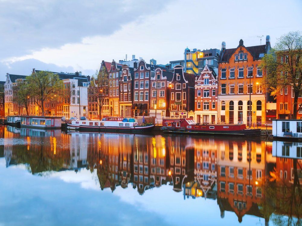 The Hague Is the Home to Over 500 Intetrnational Organizations in the World