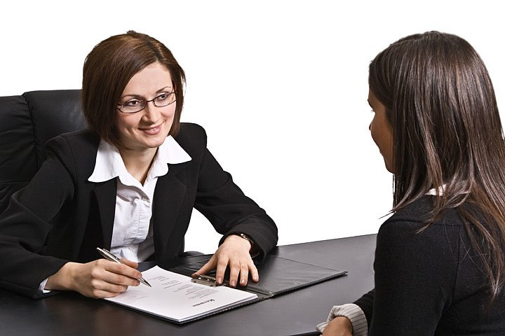 Human Resource Conducting Interview and Screening Process to Applicants