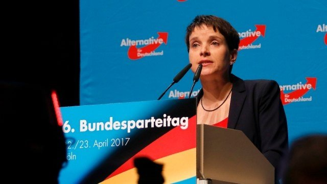 Alternative For Germany Stuns the German Policits By Winning 12 Percent of Election Last Month