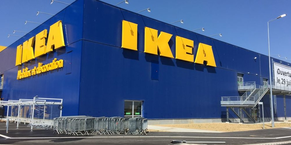IKEA Is the Leading Hme Furnishing Company in the World