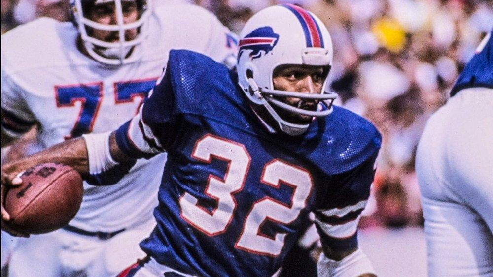 OJ Simpson's Career Limelight as an NFL Star