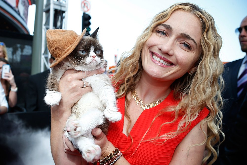 Tabatha Makes an Astounding $100 Million Thanks to Grumpy Cat