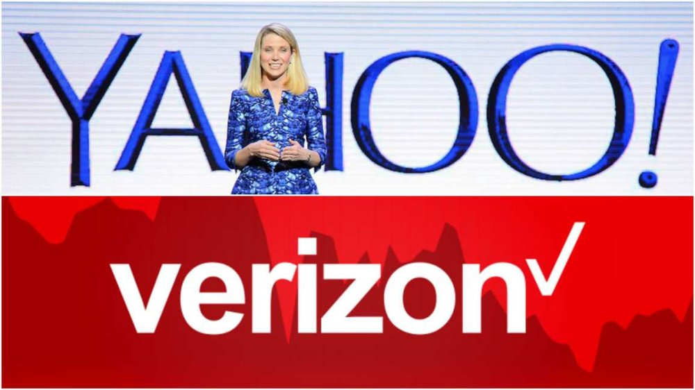 Verizon is Now the Parent Company of Yahoo