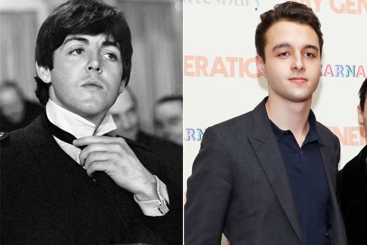 Arthur Donald Grandson Of Paul McCartney Who Became A Grandpa At Age 57