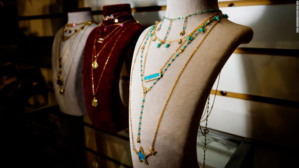 Adina transformed her small jewelry line into a multimillion-dollar jewelry company in four years time.