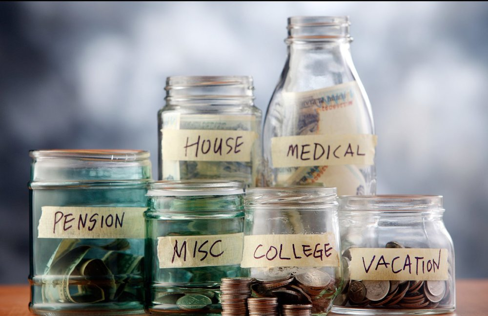 Separate your savings according to your purpose or goals in life to motivate yourself into saving more.