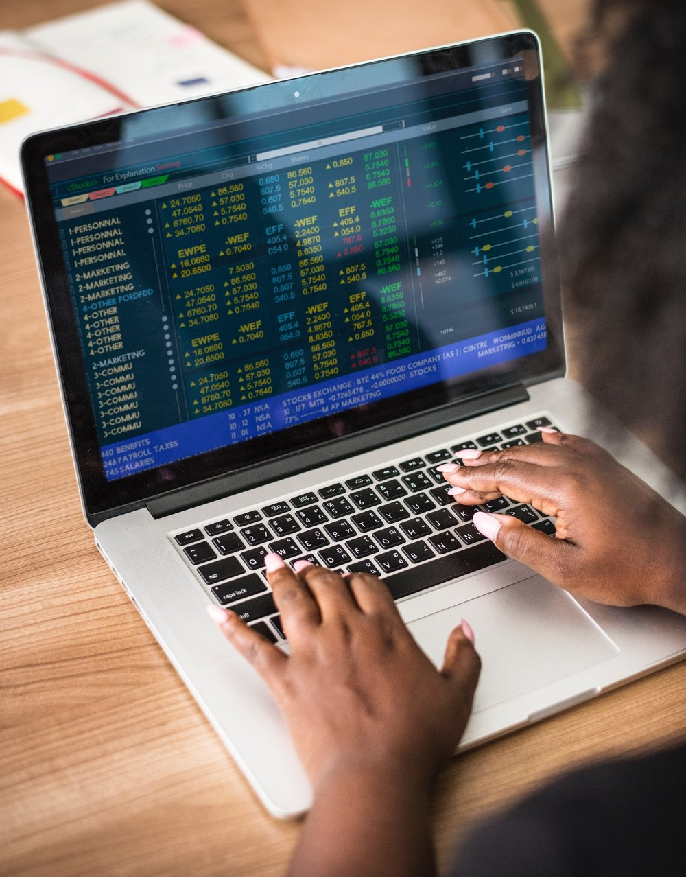 Use the free time you have during semestral breaks and vacation to start learning how to trade.