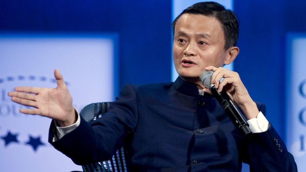 Alibaba is a well-known affiliate company of Ant Financial.