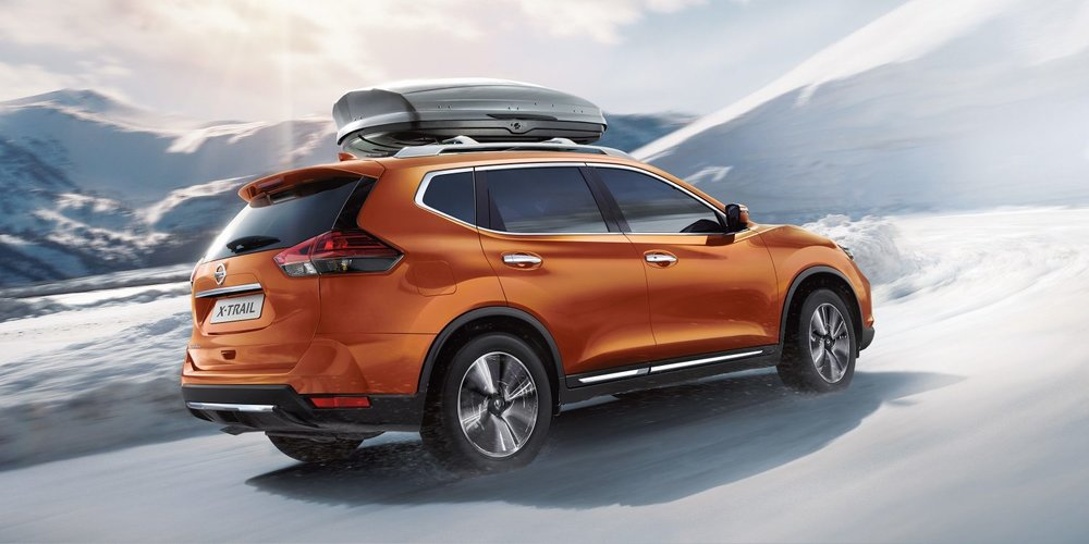 Nissan first announced its plan to release X-Trail in autumn 2016.