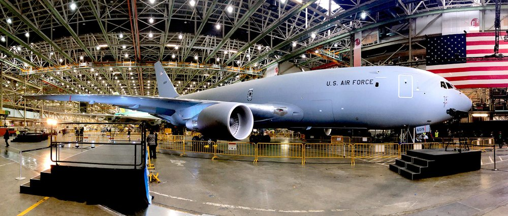 Both parties signed a contract three years ago, appointing Boeing as the leading provider of US Air Force planes.