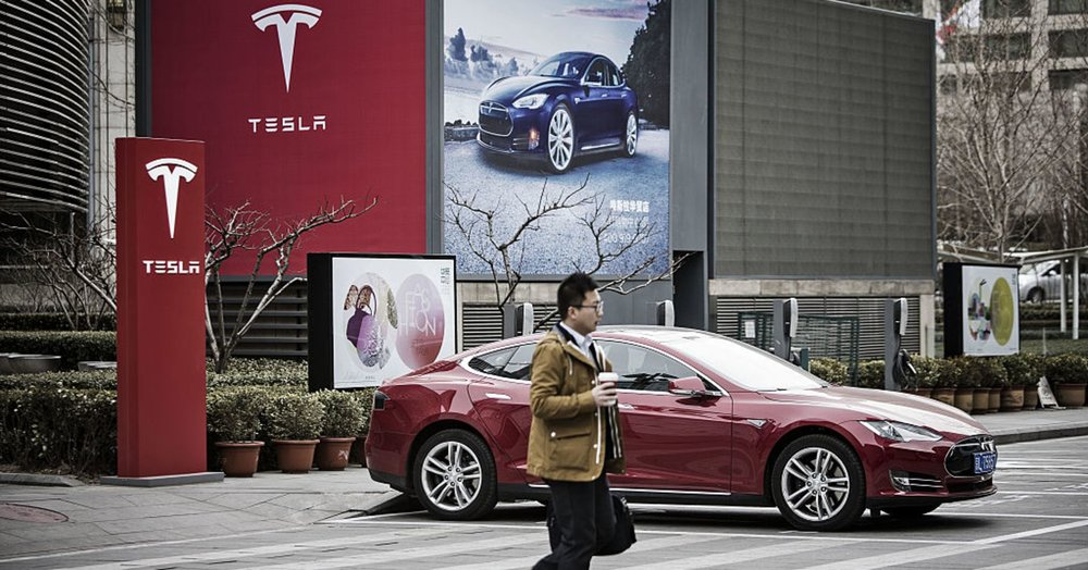 Tesla aims to meet its production deadlines faster once they've built a factory in China.