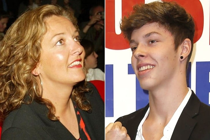Berühmtheiten und ihre Eltern im gleichen Alter - das